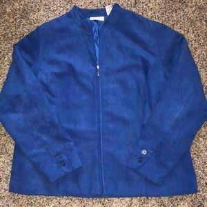 👓💙Women's blazer/jacket., EUC, worn only couple